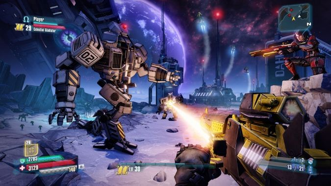Borderlands: The Pre-Sequel nie trafi na next-geny UPDATE: nowe info, screeny i trailer