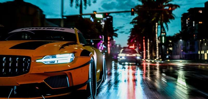 Need For Speed na nowym gameplay'u
