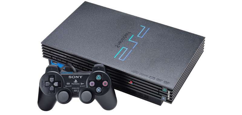 PS2 Sony PlayStation 2