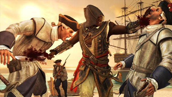 Nowa galeria z pierwszego dodatku do Assassin's Creed IV: Black Flag