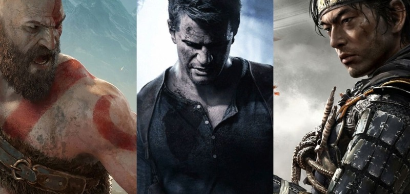 God of War, Uncharted, Ghost of Tsushima - PC