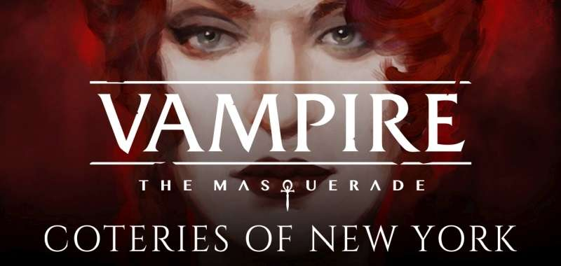 Vampire: The Masquerade - Coteries of New York cover