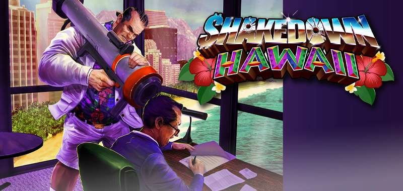 Shakedown Hawaii main art