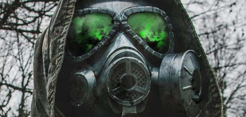 Chernobylite bohater w masce