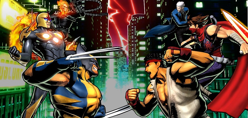 Producent Marvel vs. Capcom 3 opuszcza Capcom