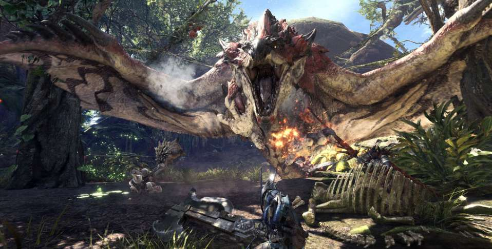 Monster Hunter World to nowa jakość w serii