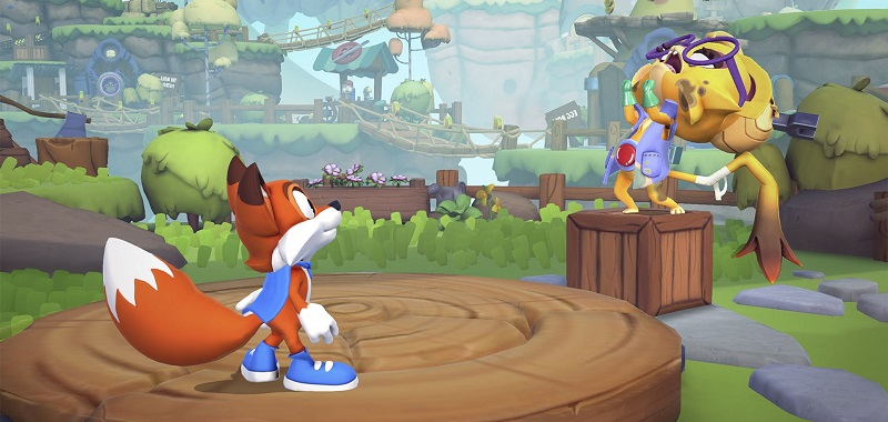 New Super Lucky's Tale PS4 Xbox One