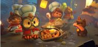 Overcooked! 2. DLC Campfire Cook Off i Season Pass już do kupienia
