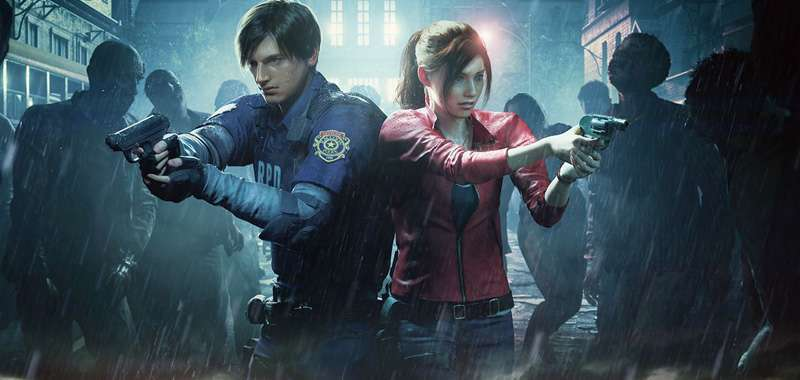 Resident Evil 2 Halloween na Steam