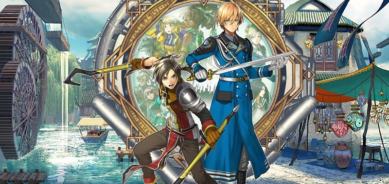 Eiyuden Chronicle to nowe Suikoden