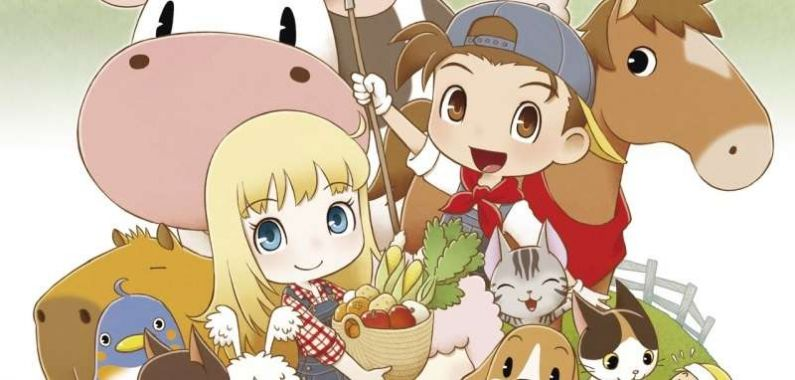 Remake Harvest Moon: Friends of Mineral Town zapowiedziany na Nintendo Switch