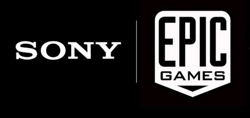 Sony x Epic Games