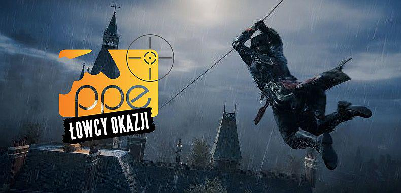 Łowcy Okazji - Assassin's Creed Syndicate, Rise of the Tomb Raider, The Evil Within i więcej