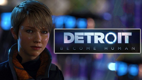 Gamescom 2016 - Detroit: Become Human