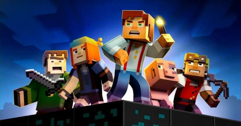 Bohaterowie Minecraft Story Mode