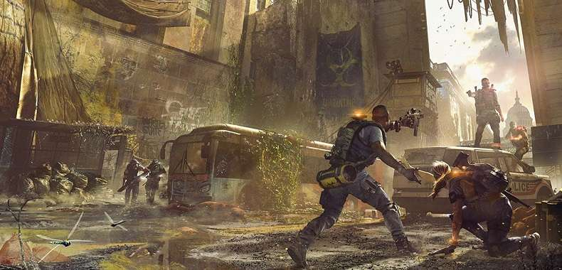 wysokie oceny Tom Clancy's The Division 2