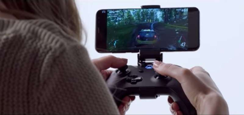 Microsoft Netflix do gier to Project xCloud