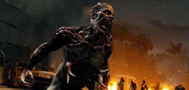 Zombie z Dying Light