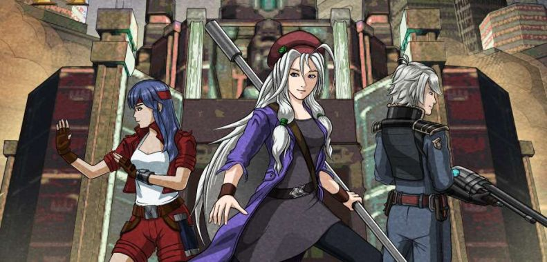 Cosmic Star Heroine wreszcie na PlayStation Vita