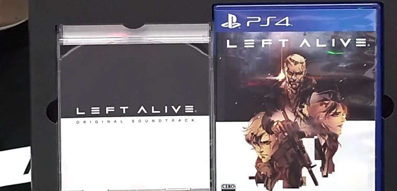 Left Alive. Pierwszy gameplay ze spin-offa Front Mission!