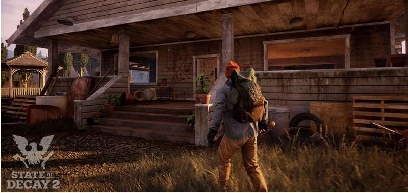 State of Decay 2 na Steam