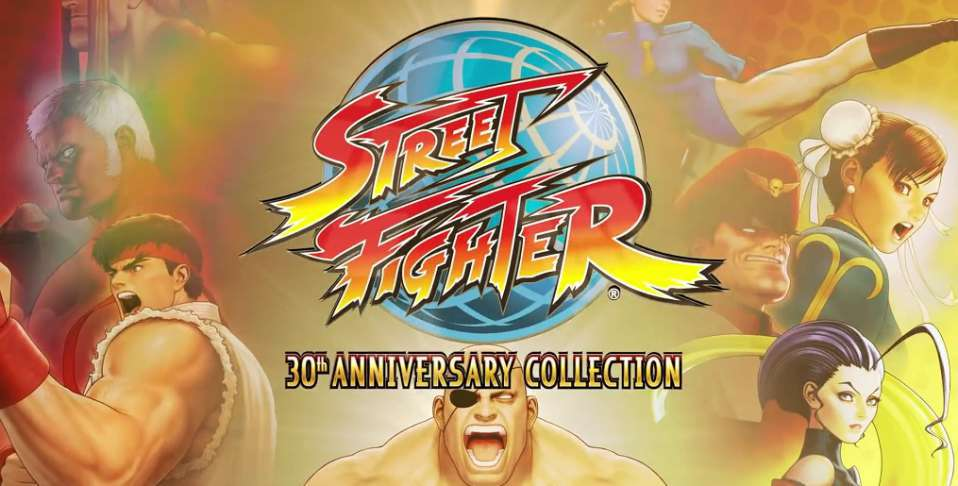 Street Fighter 30th Anniversary Collection - zwiastun premierowy