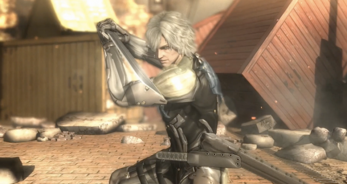 Recenzja Metal Gear Rising Revergeance