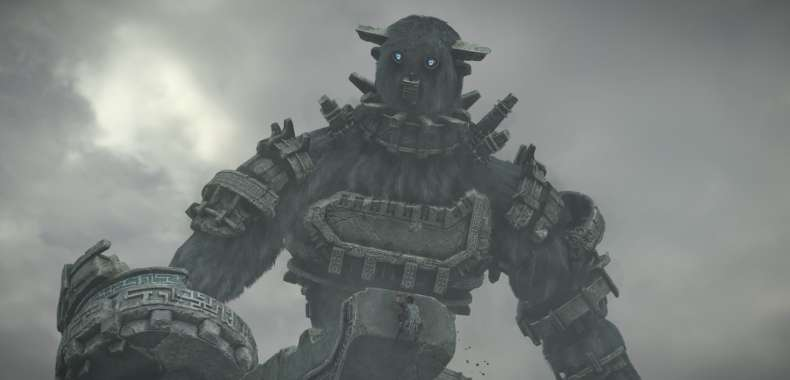 Shadow of the Colossus przybywa na PS4!