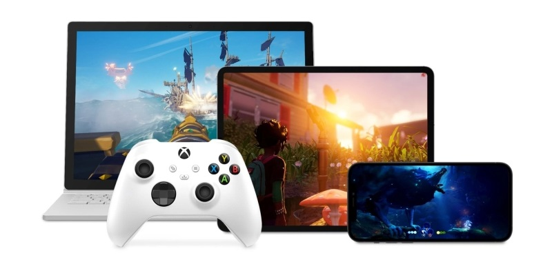 Xbox Game Pass - Cloud Gaming - iOS i PC