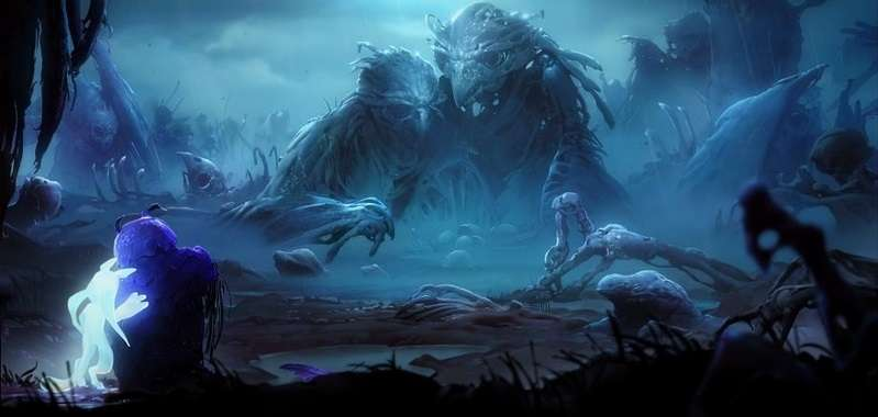 Ori and the Will of the Wisps na The Game Awards 2019
