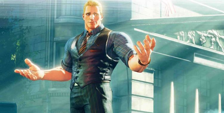 Street Fighter 5 - Cody na materiale wideo