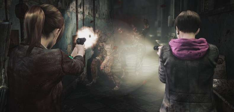 Resident Evil: Revelations Collection zwiastuny