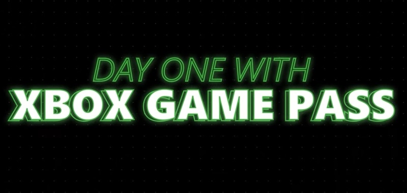 Xbox Game Pass Day One