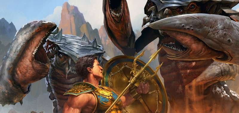Titan Quest Atlantis key art