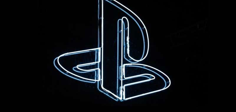 PS5 Sony Logo PlayStation