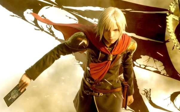 Kotlet Square Enix ma branie - dobre wyniki Final Fantasy Type-0 HD