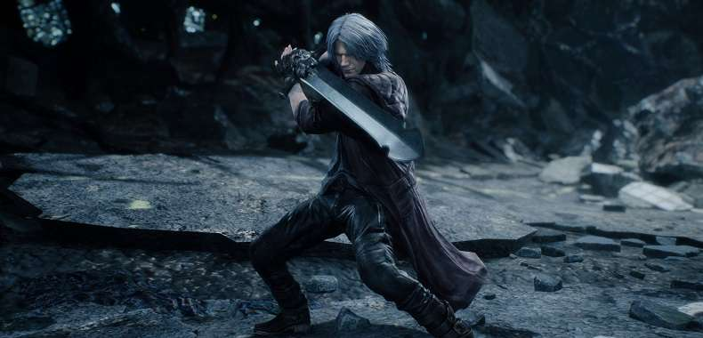 Devil May Cry 5. DmC: Devil May Cry ma wpływ na projekt gry, a Dante z klasą ciacha wrogów
