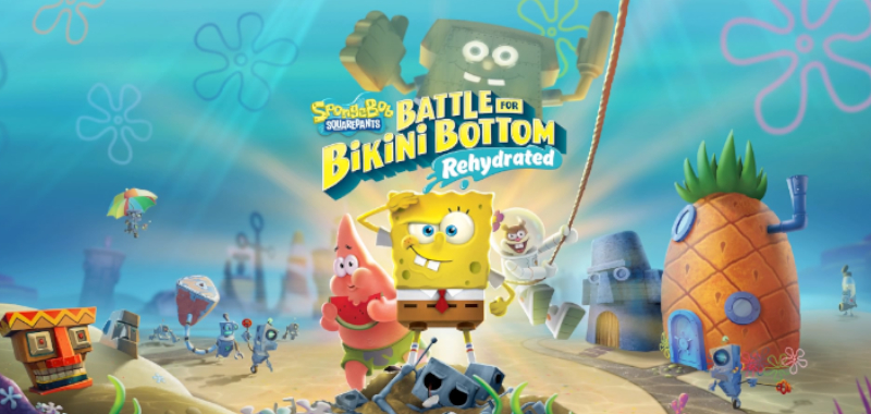 SpongeBob SquarePants: Battle for Bikini Bottom - Rehydrated [recenzja]