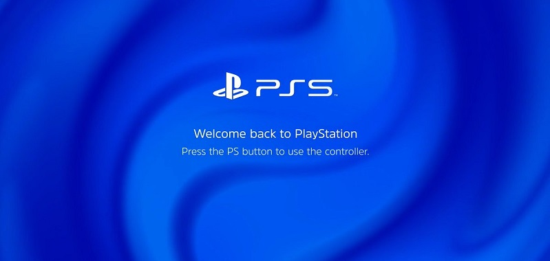 ps5 startup