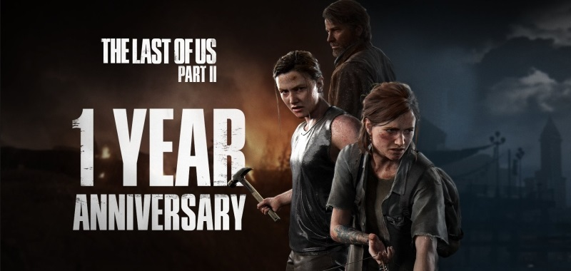The Last of Us 2 ma już jeden rok