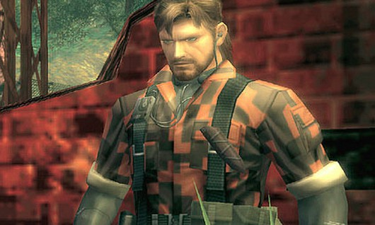 Nowy zwiastun MGS 3DS: Snake Eater