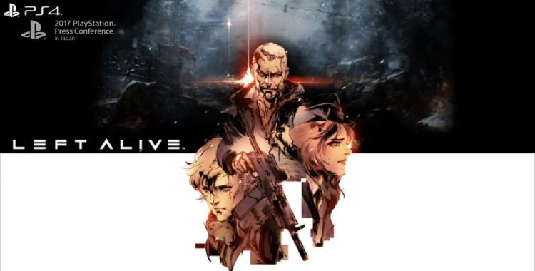 Left Alive to duchowy spadkobierca serii Front Mission
