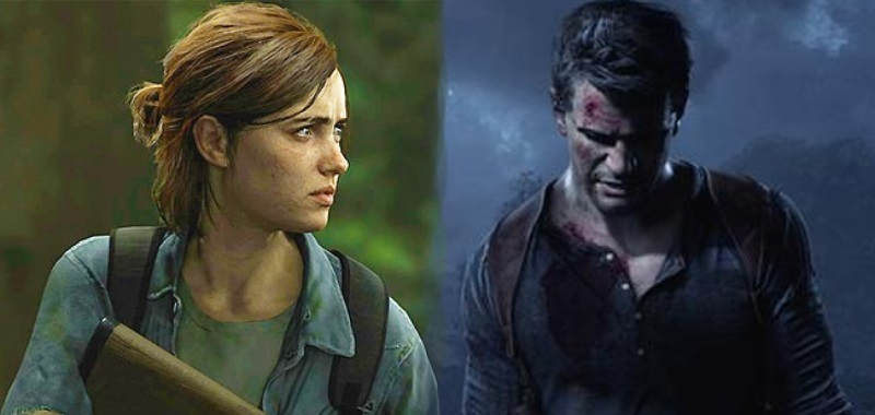 The Last of Us i Uncharted