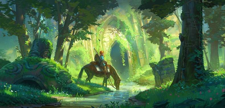 The Legend of Zelda: Breath of the Wild. W drugim DLC bliżej poznamy historię Zeldy