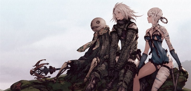 Nier Replicant The Game Awards