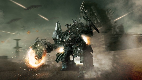 Armored Core: Verdict Day na nowym materiale wideo
