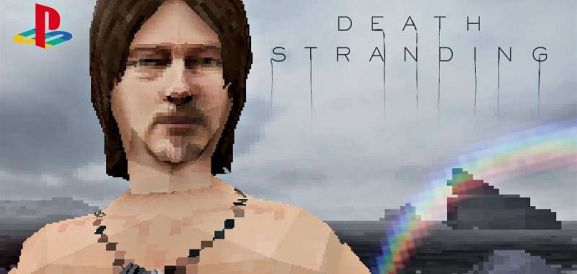 Death Stranding. Trailer z E3 2016 odtworzony na PS1