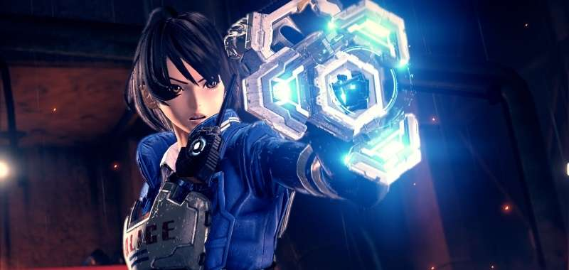 Astral Chain bohater