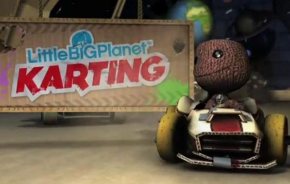 Obszerny gameplay z LittleBigPlanet Karting