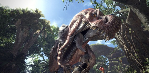 Monster Hunter World trafi na PlayStation 4